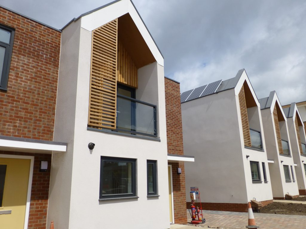 Beautiful Balconies Fabricated to specification for construction site and new builds